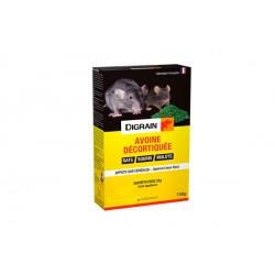 Souricide Digrain Avoine decortiqués 150grs - Appâts Anti souris