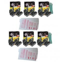 Pack Anti Souris box XL - Dératisation d'une maison