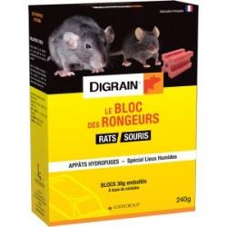 Appat spécial rat à effet puissant
