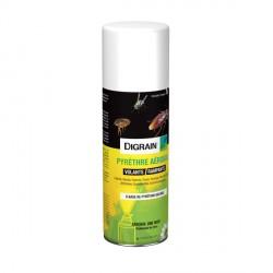 Insecticide araignées Digrain pyrèthre  200 ml