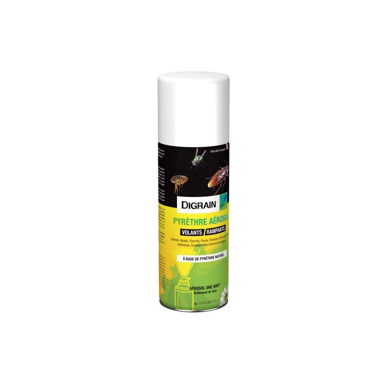 Insecticide punaise de lit Digrain pyrèthre  200 ml