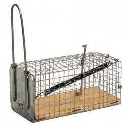 Nasse à rat, piège anti rat pour capturer les rats sans les tuer