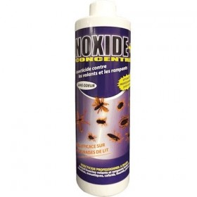 Insecticide puissant...