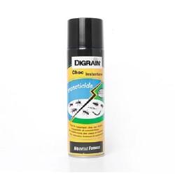 Digrain aérosol 400 ml : Insecticide contre les punaises de lit