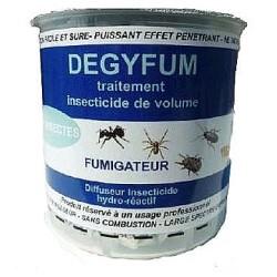 Insecticide fumigateur pour  fumigation anti cafard
