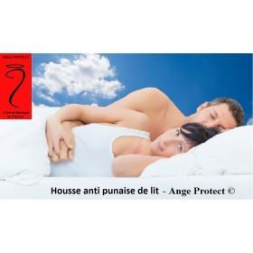 Housse oreiller anti punaise de lit Ange Protect - 50 x 70
